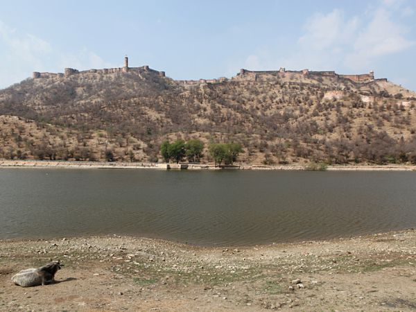 (Photo:) Jaigarh Fort