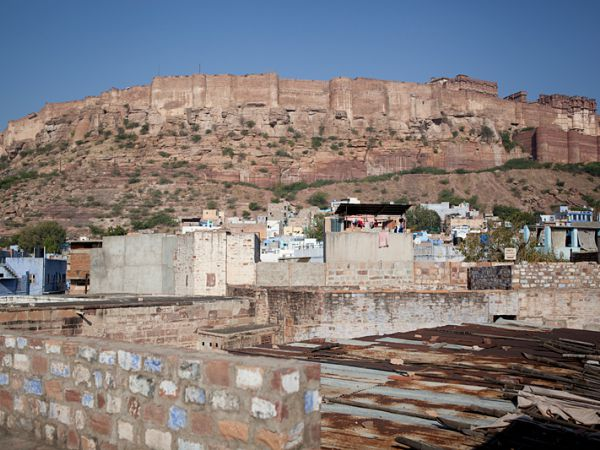 (Photo:) Mehrangarh fort